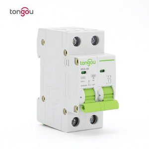 A Grade Quality 1P 2P 3P 4P AC 63amp Circuit Breaker MCB 110V 220V 380V With CE and CB certificate