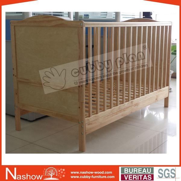 Cubby plan LMBC-060 nuevo diseño 2 en 1 madera de pino Nursery cuna ...