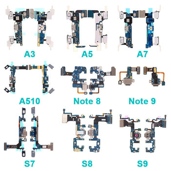 Wholesale fast delivery mobile phone spare parts charging flex cable for iphone for samsung