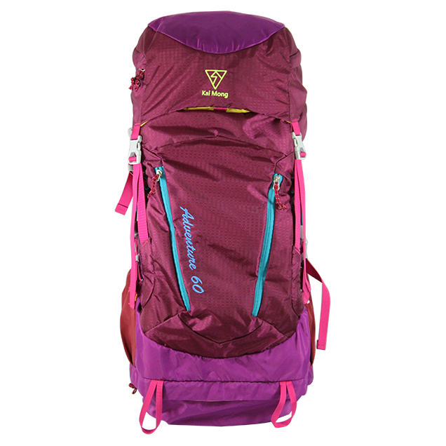 OUTDOOR TRAVEL HIKING TREKKING CLIMBING MOUNTAINEERING BAG PROFESSION WATERPROOF 60 L BIG CAPACITY BACKPACK BAG