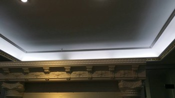 Plaster Ceiling Moldings Decoration Materials To Held With Led Lamp View Gypsum Cornices Plaster Cornices Sunyong Product Details From Guangzhou