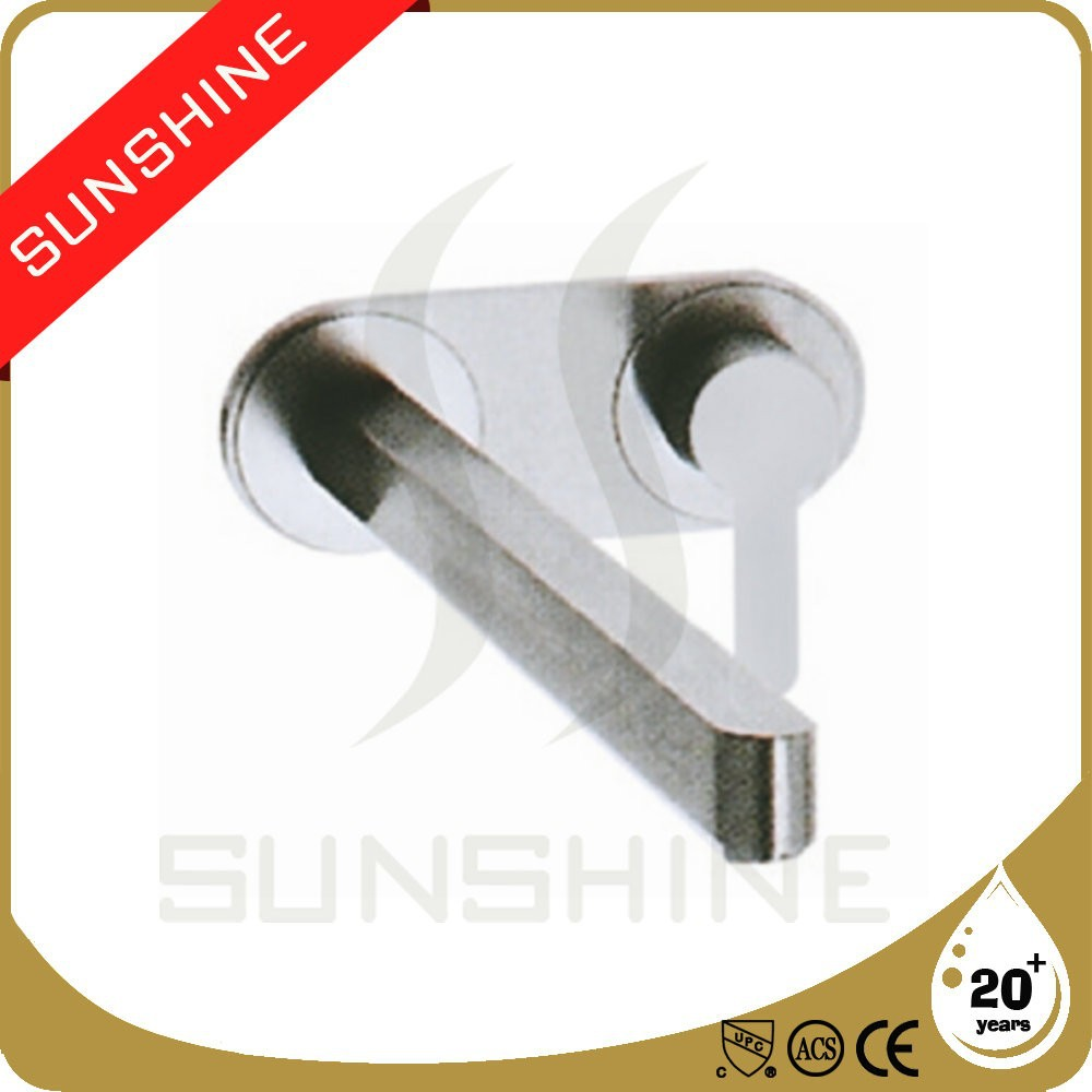 SSSFT1502A Stainless Steel Wall Faucet Basin