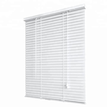 Vinyl PVC Mini Venetian Blinds with Ladder String