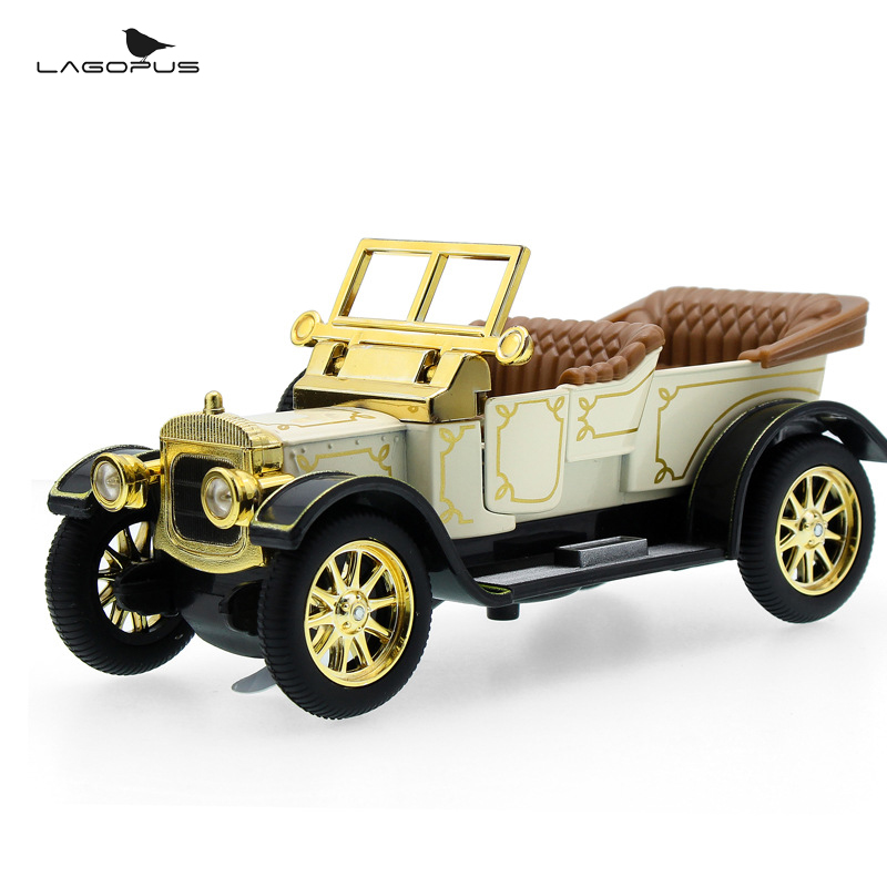 christmas gift Mini Car Pull Back Zinc Alloy Car Model Toy 1:32 Scale Vintage Classic Toy Vehicle Cool New for Baby