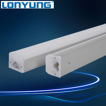 NEW fixture T5 LED batten light t5 lighting 2ft-8ft linkable design integrated lamp tube
