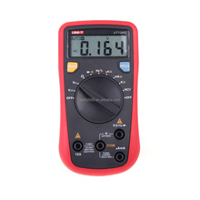 Multimetro LCR Meter Ammeter Multitester Electrical Handheld Tester UNI-T UT136D Automatic Range Digital Multimeters