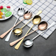 Hot Sale Stainless Steel Multifunction Salad food Salad Spoon/Salad Fork Set