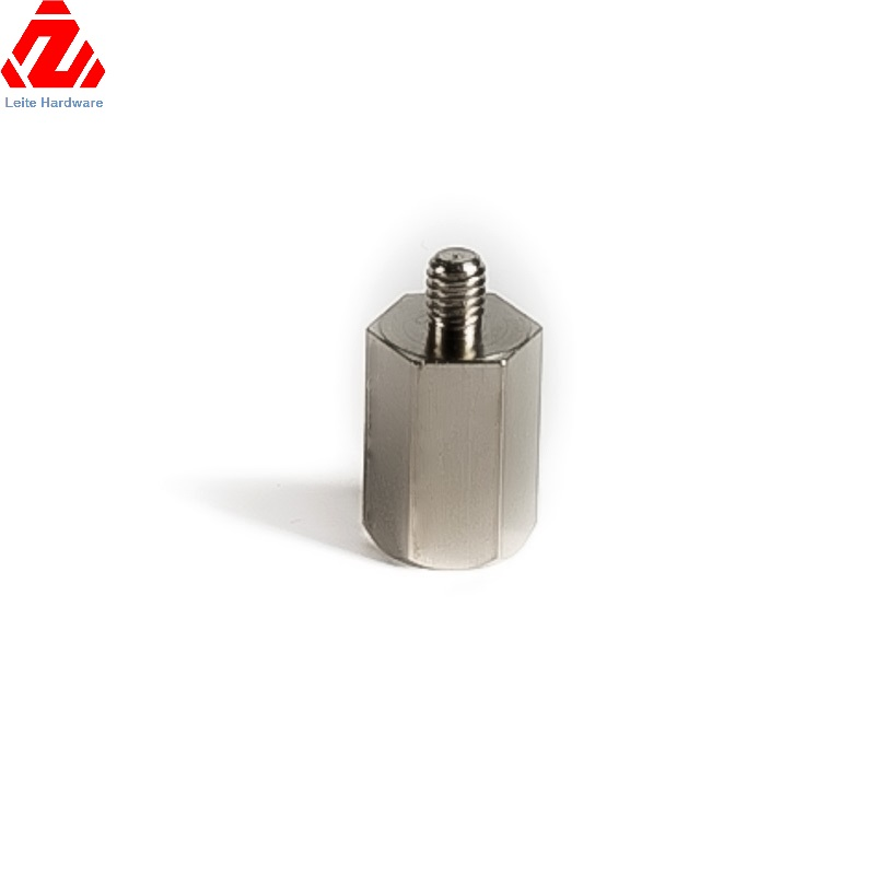 ISO certificated China Manufacturer carbon steel custom made hex cylinder head bolt with hole