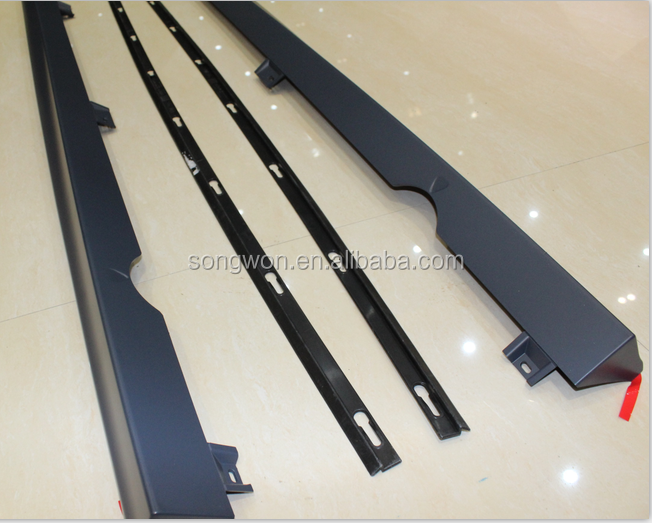 high quality VW golf 7 R20 side skirt