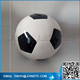Funny ceramic soccer money box