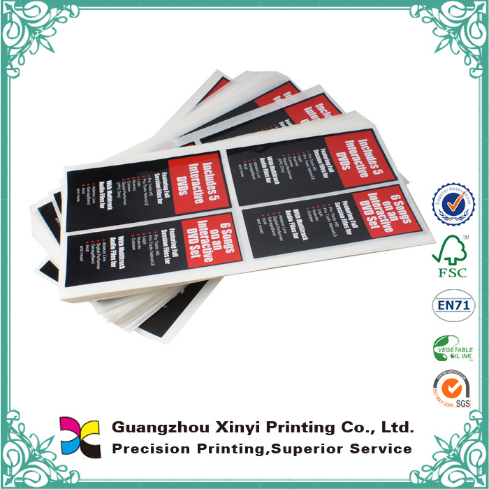 Custom printed good quality printing cheap laptop keyboard stickersard stickers