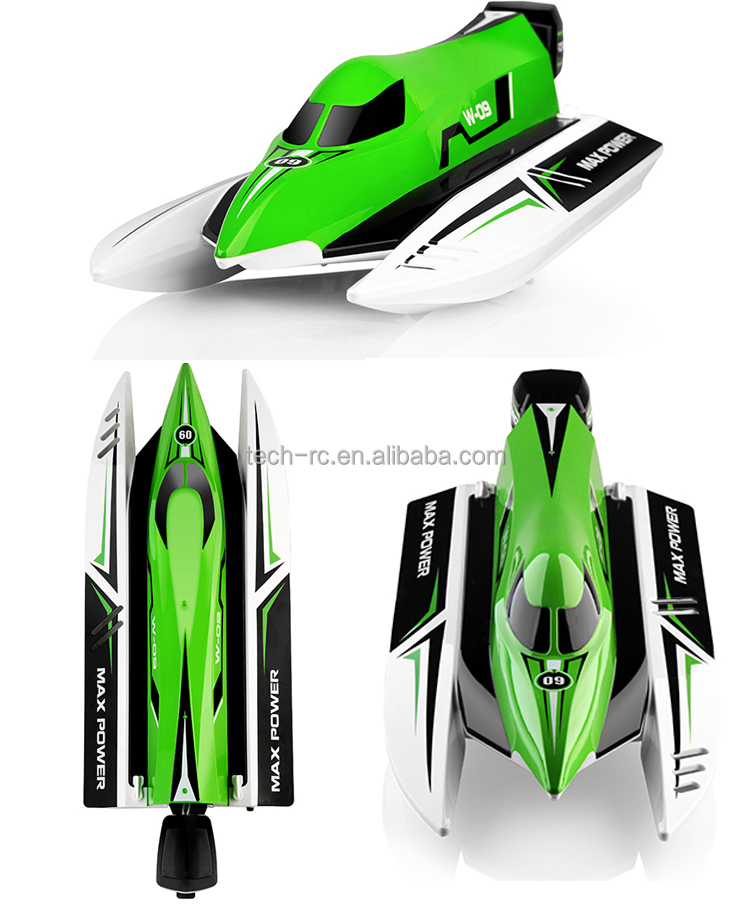 Radio Controlled Models 2.4G Racing Fast Speed Electric RC Jet Boat,RC Boat Brushless