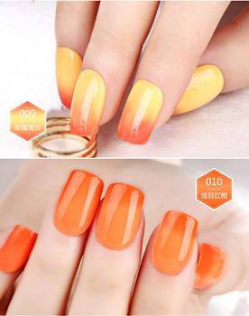 Nail Art Soak Off Temperature Mood Changing Fingernail Gel Nail ...