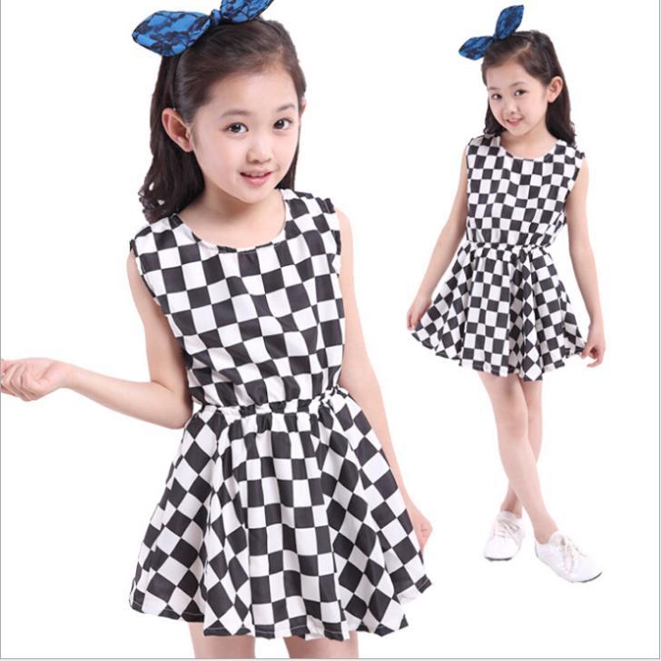 Cheap Black And White Kids Dress Find Black And White Kids Dress