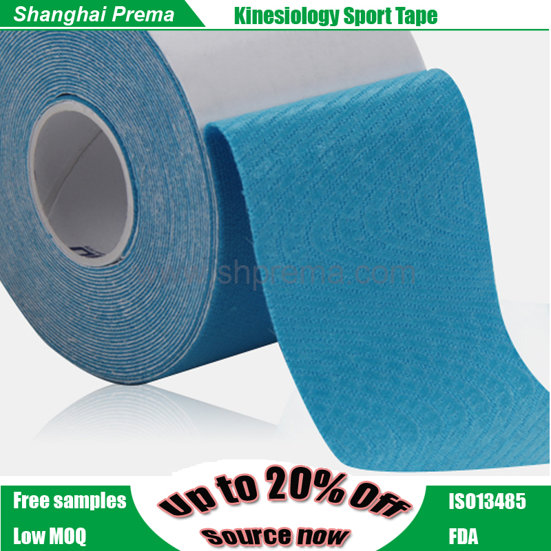 High quality OEM serviceable physiotherapy muscle tape Contemporary professional environment skin oem muscle tape perfo