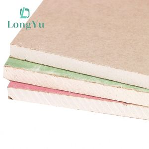 Usa Standard Fire Rated Gypsum Board Waterproof Drywall Gypsum Board Manufacture China