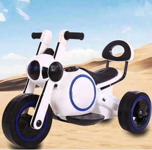 Children's electric space dog tricycle motorcycle as for a gift