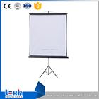 80 inch 16:9 Various Styles Tripod White Projector Screen / Auto Lock Folding Trade Assurance Projection Screen