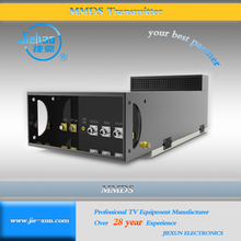 Long Distance Transmitter More Than 50KM MMDS system 1kw fm transmitter