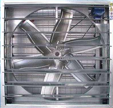 Factory price high-temperature metal steel exhaust fan metal blade axial fan 220/380V