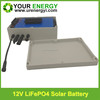 lifepo4 12v 30ah battery pack with bms over charge&discharge protection and competitive price for solar led light