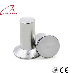 Steel and Aluminium Countersunk head solid rivets