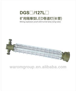 Mining explosion proof LED tunnel lamp(long tube)