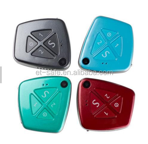 V42 Elderly Alzheimers Patient GPS Tracker 3G with Camera,sim card gps tracking device