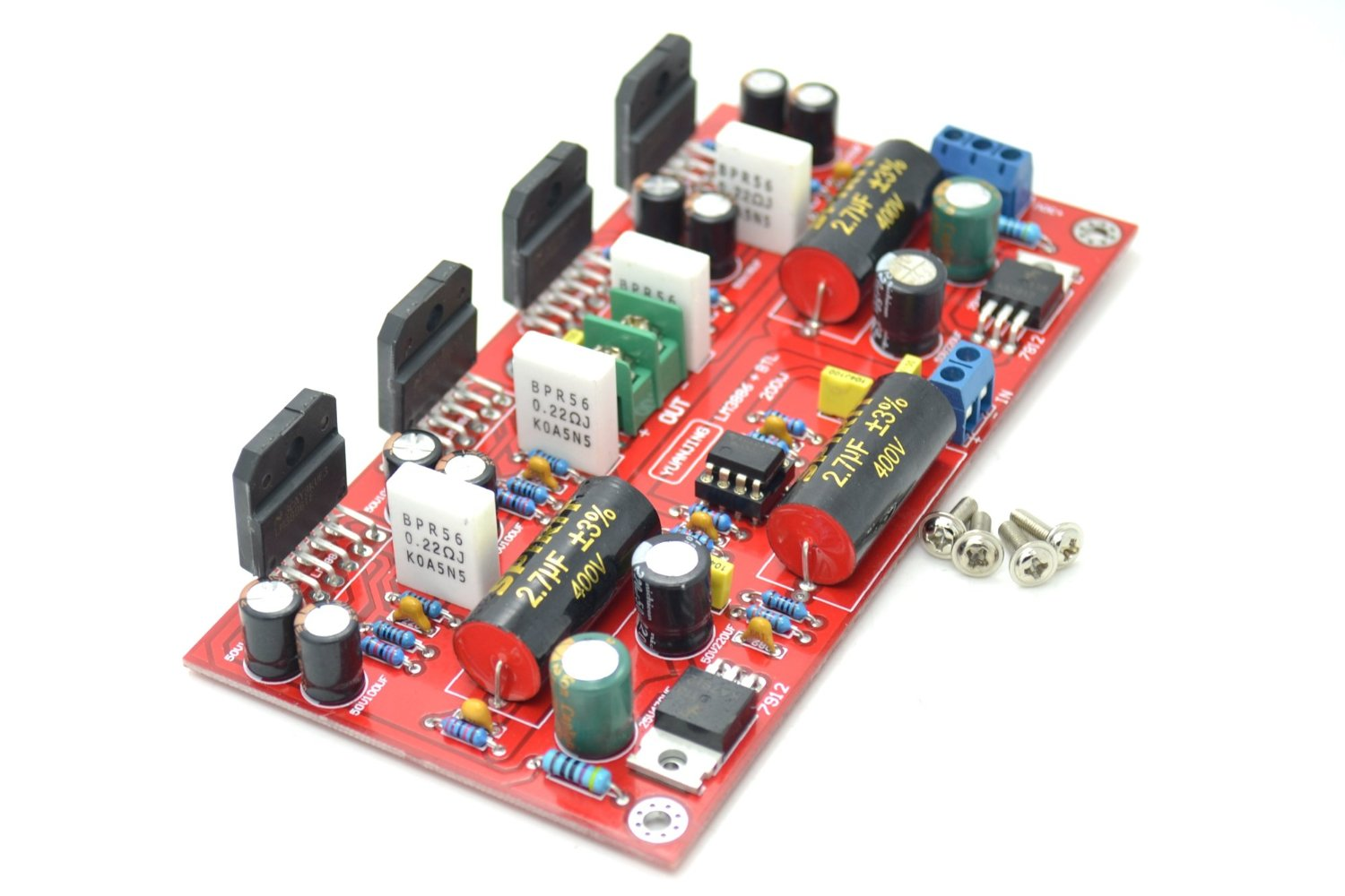 Cheap Lm3886 Pcb Find Deals On Line At Alibabacom 150w Power Amplifier Get Quotations New Yj 200w Mono 4pcs Btl Board