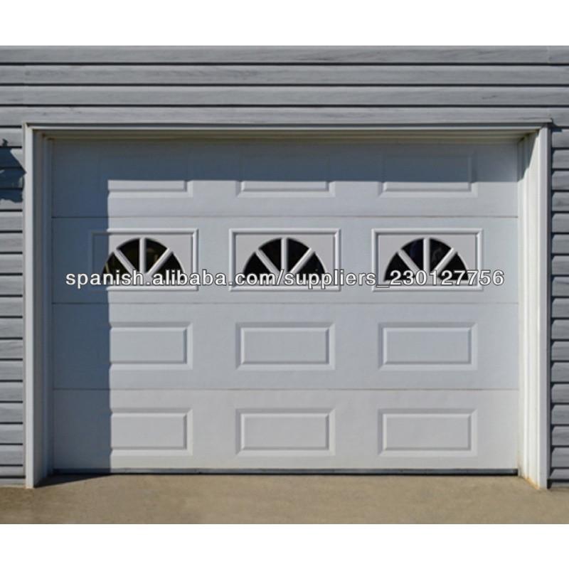 Dise o de moda de alta calidad puertas de garaje seccional - Precio puertas de garaje ...