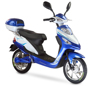 manufacturing in china hot sale 2 wheel electric moped scooter 350w