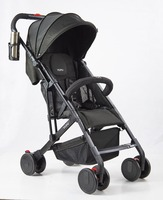 2016 New Design One Hand Open and Folding Baby Buggy Comfortable And Fashion Aluminum Alloy Mini Baby Stroller