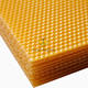 Peffer Natural Aroma Organic Natural Beeswax Foundation Sheet for Apis Hot Sale