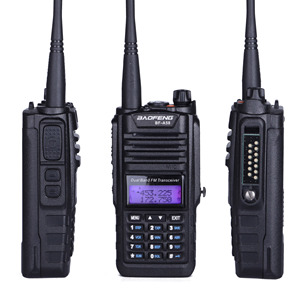 Hot Sale Baofeng A58 128CH 136-174MHZ & 400-520MHZ IP57 Waterproof Dual band portable radio walkie talkie  Wholesale from China