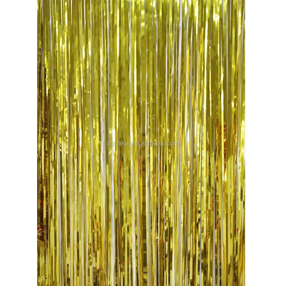 Metallic Fringe Curtains, Metallic Fringe Curtains Suppliers And  Manufacturers At Alibaba.com