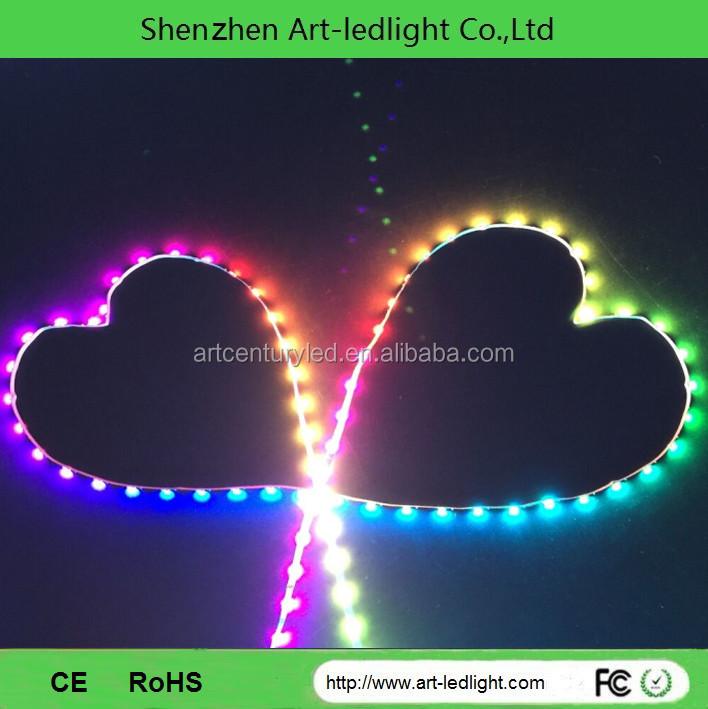 Shenzhen Led Lighting 5050 5630 Led Strip 110v Digital Sk6812 Rgb ...