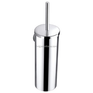 chrome plating stainless steel toilet brush holder