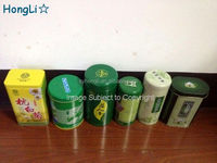 Pastry Square Shape Tin Packing Container