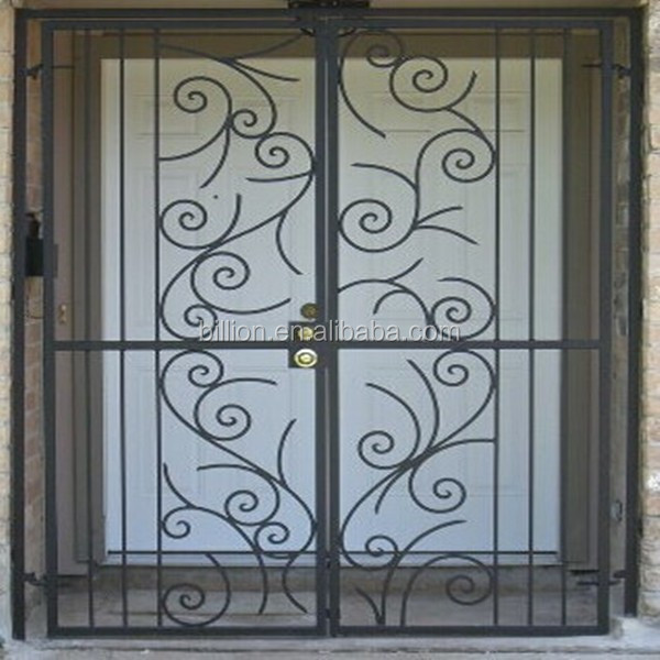 Entrance Iron Door Main Gate Design Home