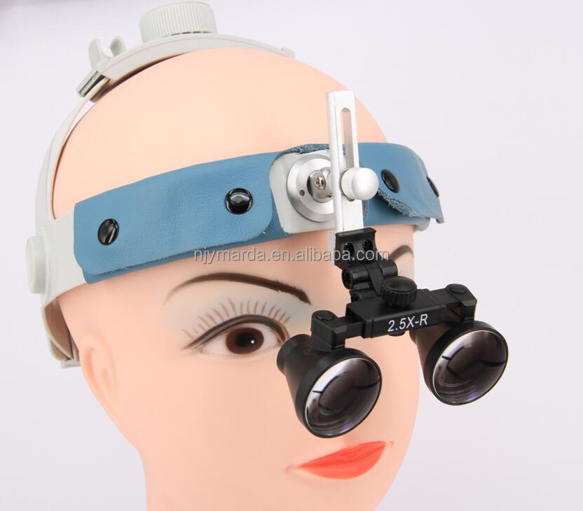 Ymarda Headband CM2.5X Dental Surgical Loupes Optical Loupes Medical Loupes