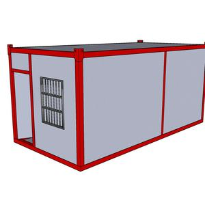 aluminium container machine Prefabricated Structures