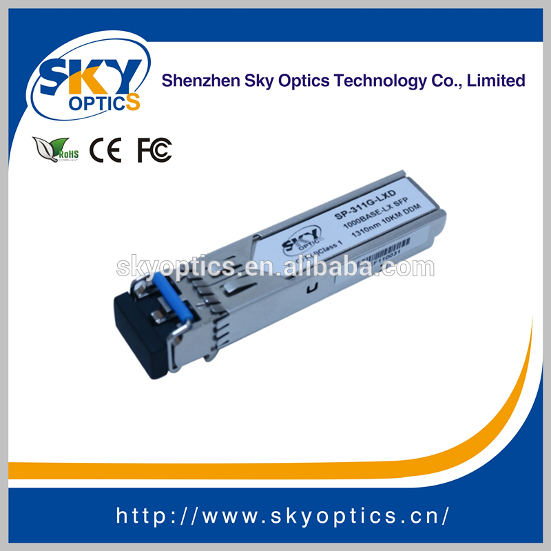 most competitive telcome 1.25G SFP