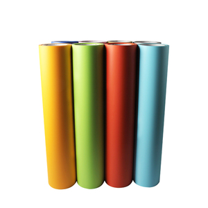 Qingyi wholesale pvc flex film easy weed heat transfer vinyl for t-shirt
