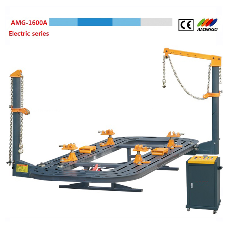 Amerigo Amg-1600a Auto Body Frame Machine/collision Repair System ...