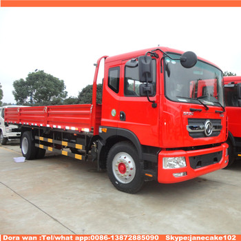 8d7430a3b0 Chengli brand light cargo 8 ton 10 ton dongfeng 4x4 military truck price
