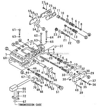 TCM OEM Genuine Parts CONTROL VALVE_60692204724