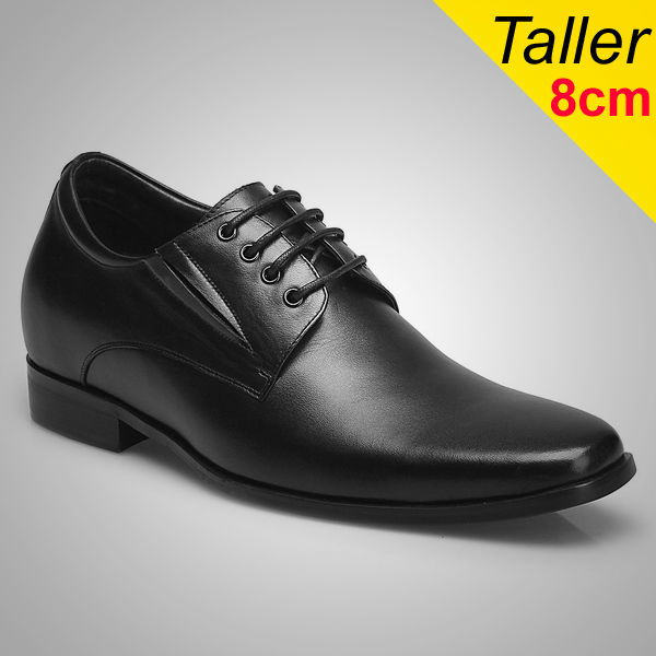 Leather Upper Men Dress Shoes 242A02-1/Germany Style Leather Shoes