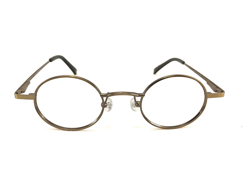 95041d3513e Buy John Lennon Cambridge Eyeglass Frame - Antique Gold in Cheap ...