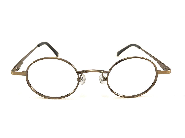 68e60a21989 Get Quotations · John Lennon JL260 Eyeglass Frame - Antique Copper