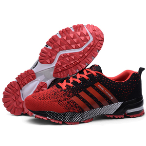 Unisex Keep Running Sport Shoes Mens Women Mesh Upper High Quality Fashion Sneakers Anti slip Outsole Shoes Athletic Sport Shoe